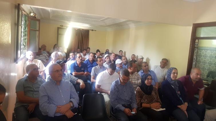 الدكتور عبد الجبار الرشيدي يترأس المجلس الإقليمي لوزان