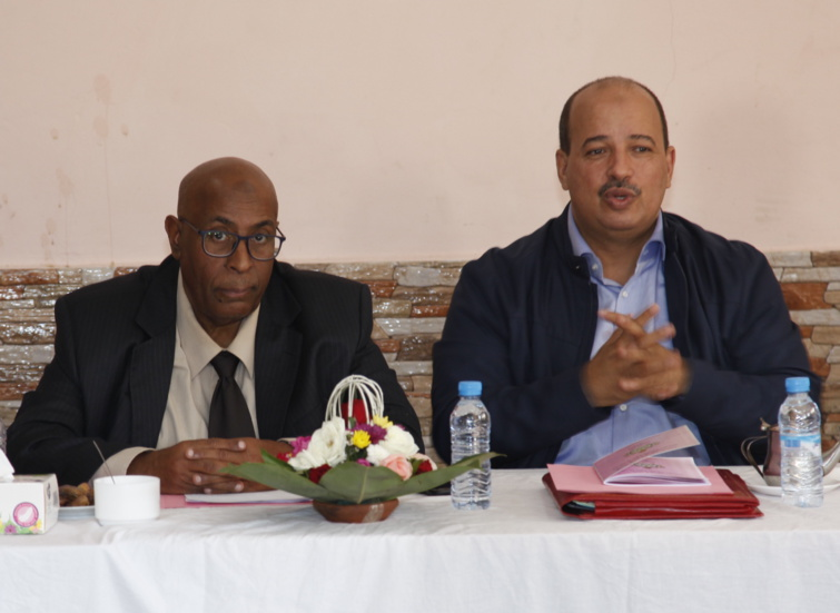 في الاجتماع المستعجل للمكتب التنفيذي للجامعة الوطنية لموظفي وزارة الشباب والرياضة  بأكادير