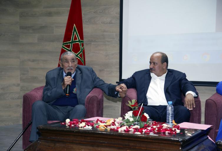 الأخ النعم ميارة يترأس المؤمتر الإقليمي للاتحاد العام للشغالين بأكادير إداوتنان