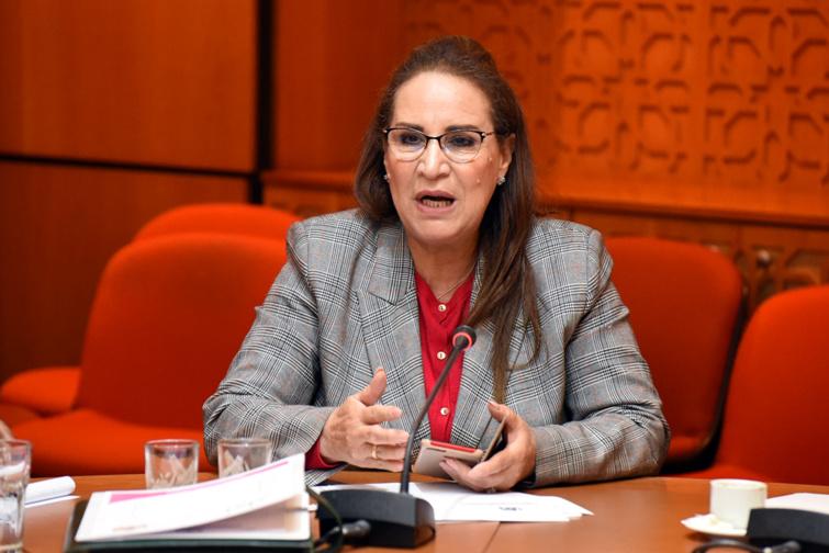 الأخت سعيدة أيت بوعلي :تماطل الحكومة منذ ثمانية سنوات في صرف ايرادات حوادث الشغل