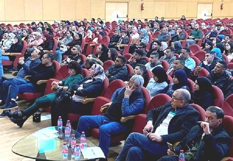 الأخ عمر حجيرة  يترأس  يوما دراسيا  حول المبادرة الملكية السامية لدعم وتمويل المقاولة