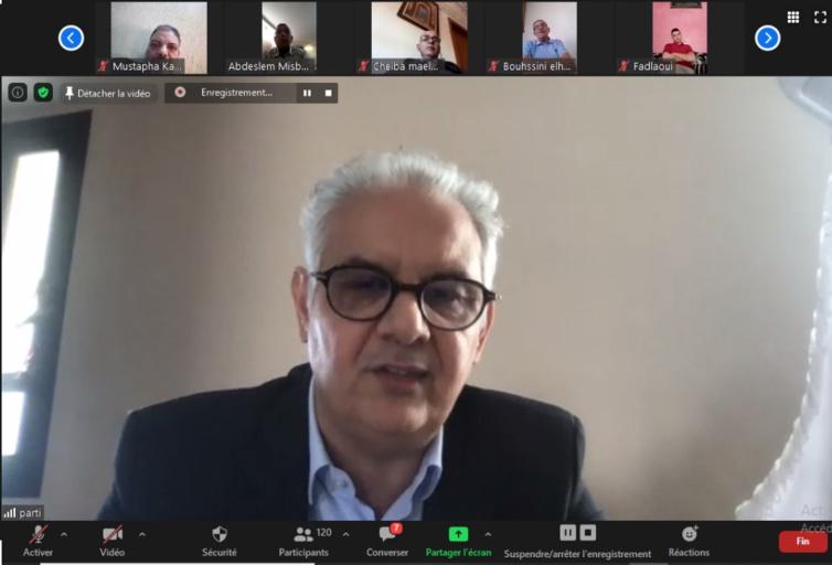 الأخ نزار بركة يبرز أوجه قصور تدبير الحكومة لمرحلة الخروج من الحجر الصحي ويؤكد أن المغرب معرض لانكماش اقتصادي تاريخي