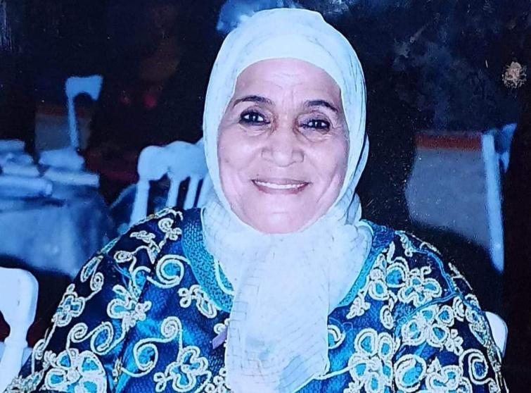 الأخ نزار بركة يقدم واجب العزاء للأخت سعيدة آيت بوعلي عضوة اللجنة التنفيذية للحزب في وفاة والدتها