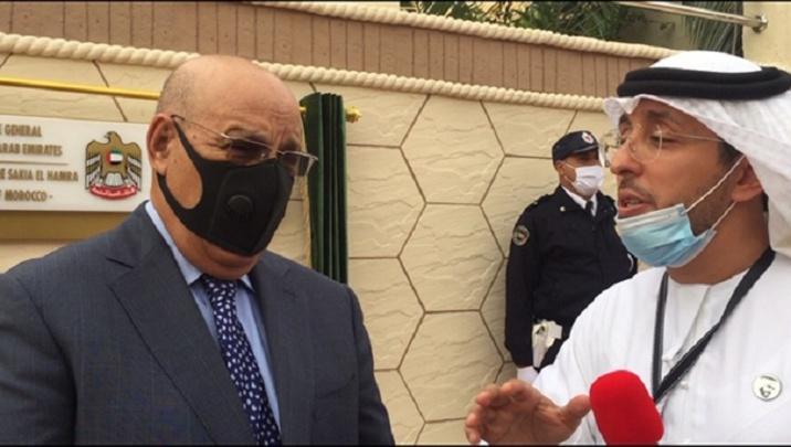 فتح قنصلية للإمارات العربية المتحدة بمدينة العيون خطوة تاريخية لترسيخ العلاقات بين البلدين الشقيقين