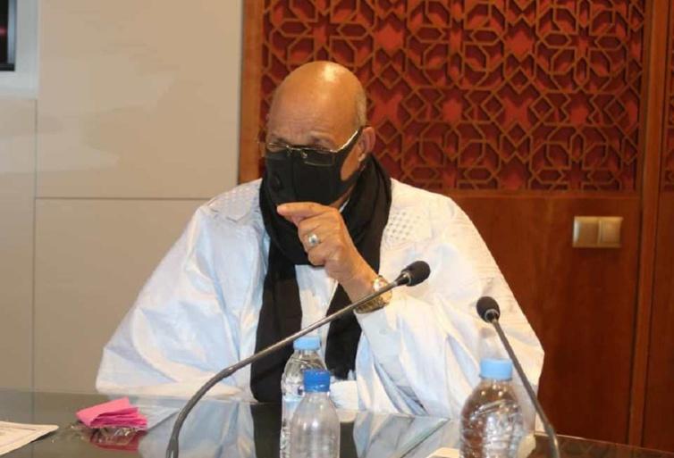 الأخ مولاي حمدي ولد الرشيد: الحاجة مستعجلة لإحداث مستشفى ميداني بالعيون