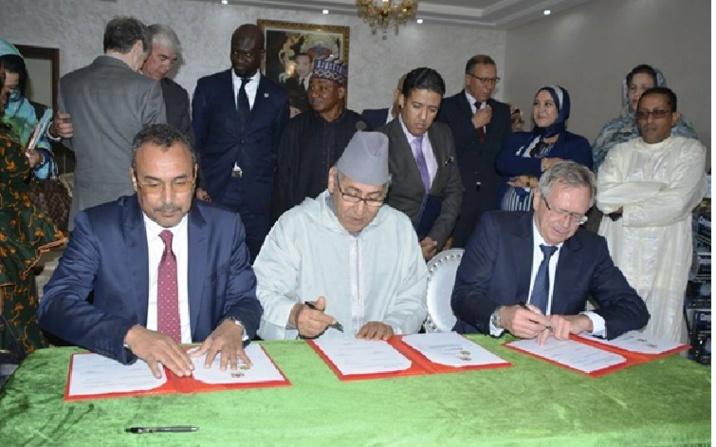 نحو تقوية العلاقات التجارية والاقتصادية بين المملكة المغربية والجمهورية الفرنسية