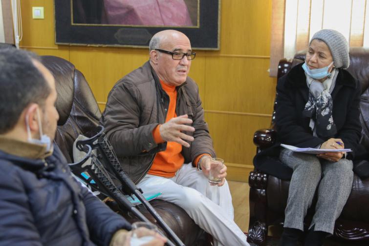 نزار بركة يؤكد دعم حزب الاستقلال للأشخاص في وضعية إعاقة من أجل تحقيق المواطنة الكاملة وضمان مشاركتهم الفاعلة في صناعة القرار