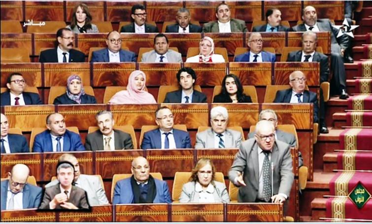 حصيلة متميزة  للفريق الاستقلالي  بمجلس النواب  خلال الدورة الخريفية  2020– 2021