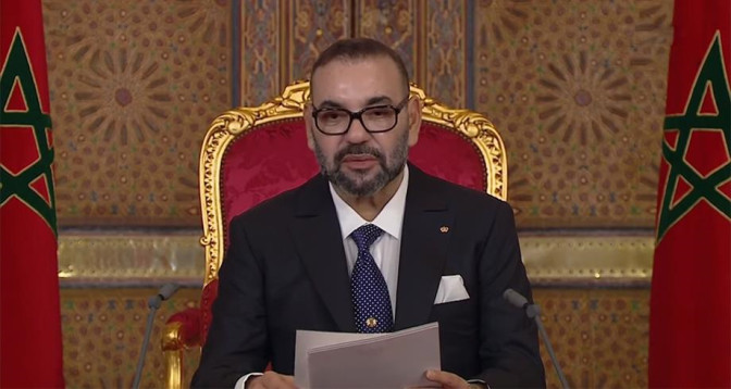 النص الكامل للخطاب الملكي السامي إلى الأمة بمناسبة الذكرى 22 لعيد العرش المجيد