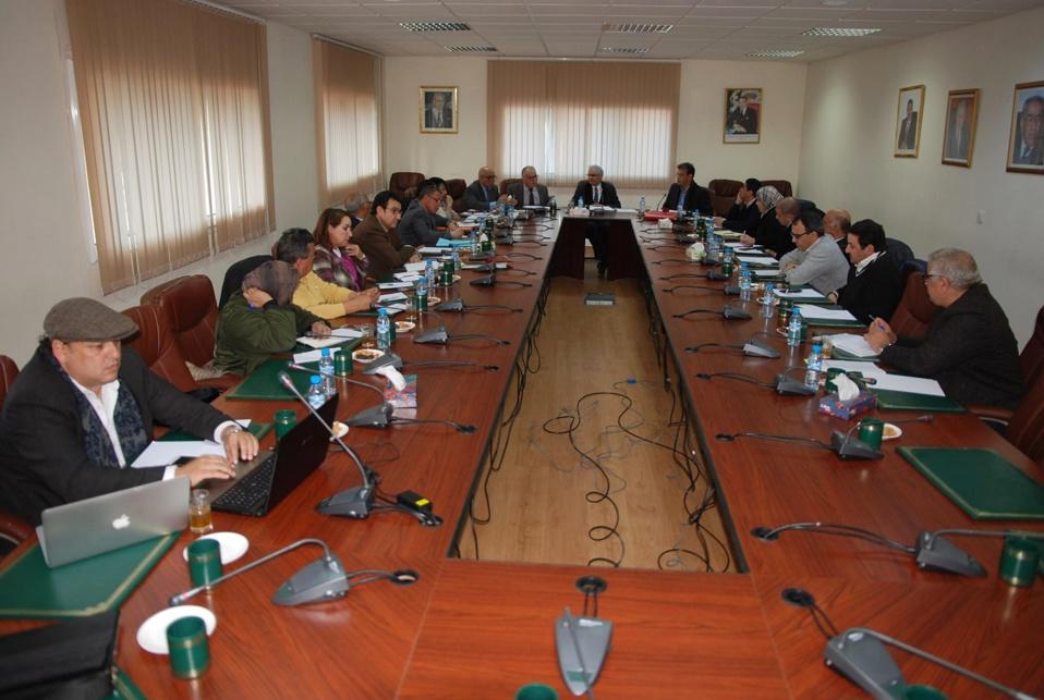 بلاغ اللجنة التنفيذية لحزب الاستقلال 02/04/2018