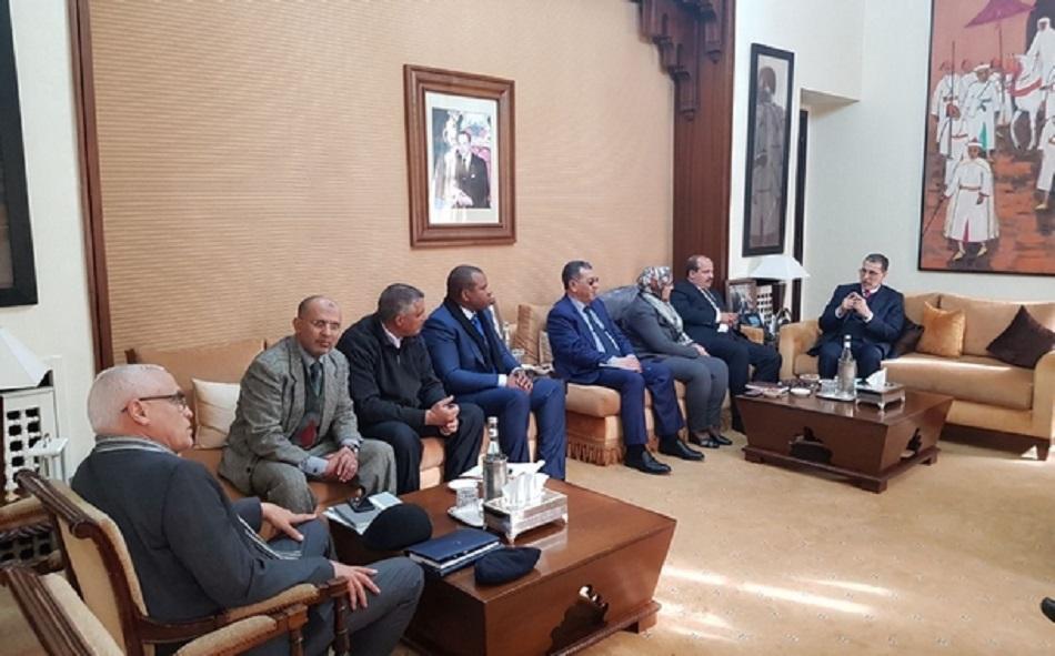 في بلاغ للاتحاد العام للشغالين بالمغرب