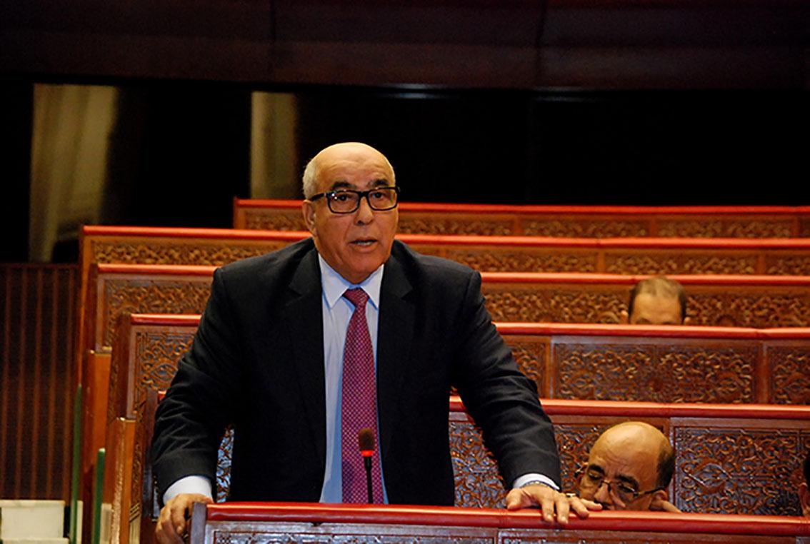 الأخ عبدالسلام اللبار : الحكومة لم ترق لتطلعات الشعب المغربي في محاربة البطالة وتوفير سبل العيش الكريم