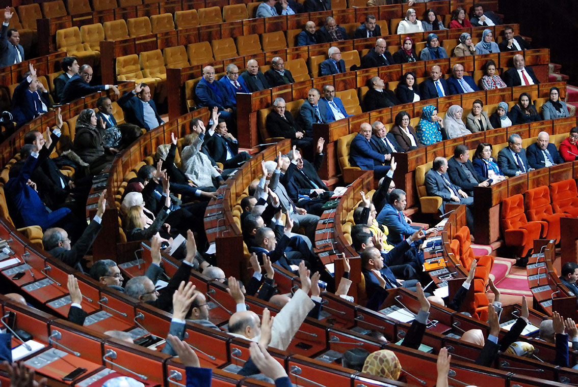 مجلس النواب يصادق بالإجماع على مبادرة تشريعية للفريق الاستقلالي