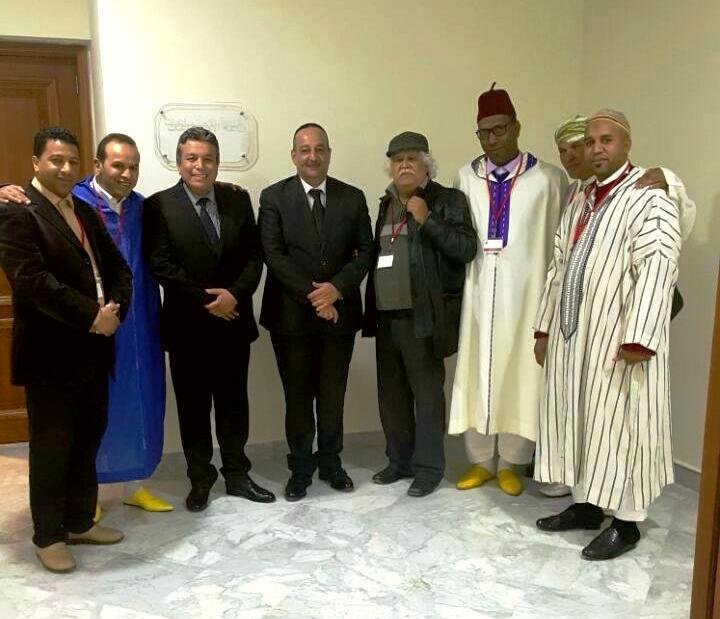 وزارة الاتصال والثقافة تلتزم بإحياء  المهرجان الوطني للفنون الشعبية بمراكش