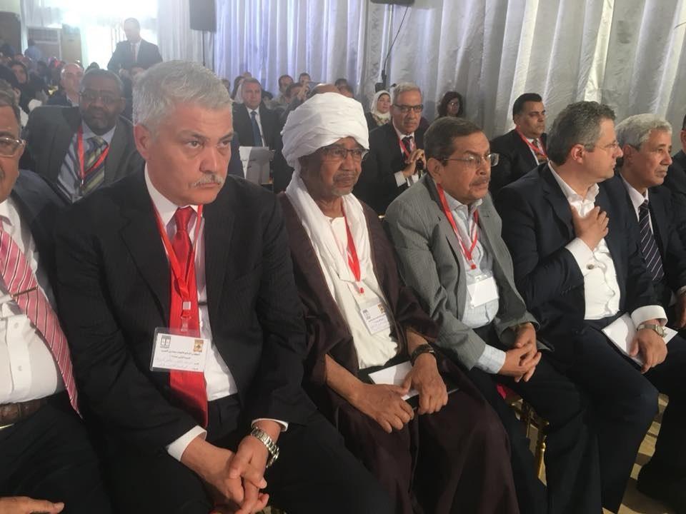 انتخاب الأخ عبد الواحد الأنصاري أمينا عاما مساعدا لاتحاد المحامين العرب