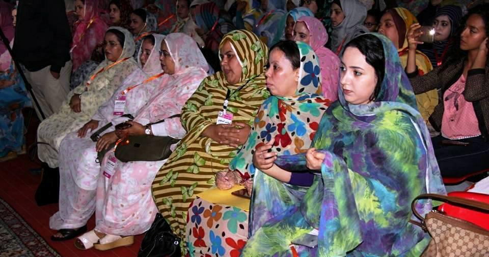 الأخ مولاي حمدي ولد الرشيد يترأس المؤتمرات الإقليمية لمنظمة المرأة الاستقلالية بالجهات الجنوبية الثلاث