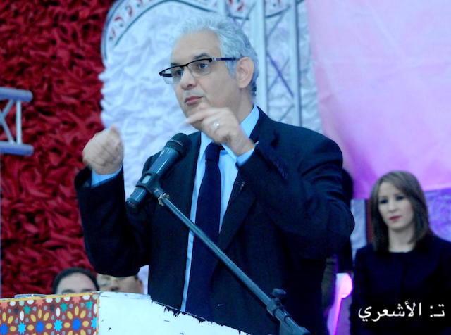 لقاء مفتوح للأمين العام لحزب الاستقلال الدكتور نزار بركة مع المناضلين والمناضلات بالرباط