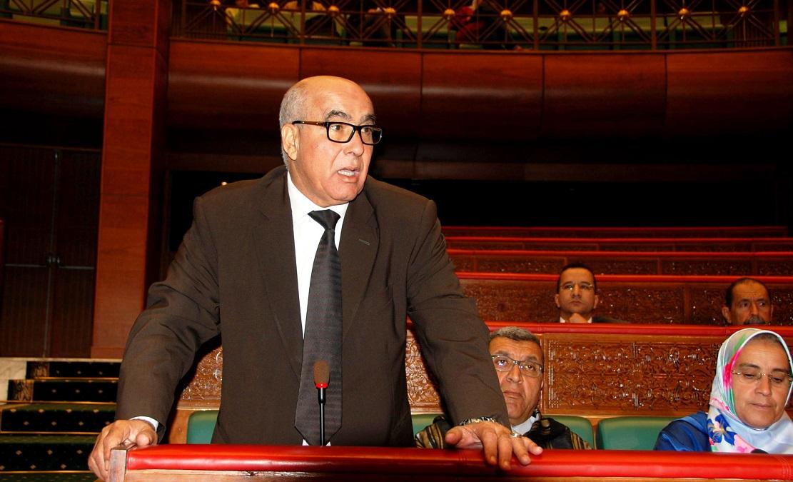 الأخ عبدالسلام اللبار في مناقشة تقرير لجنة تقصي الحقائق حول ترخيص الحكومة باستيراد النفايات
