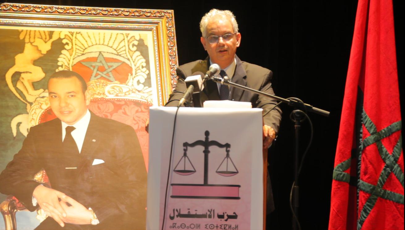 الأخ نزار بركة: عبد الخالق الطريس رائد الوحدة الوطنية والترابية