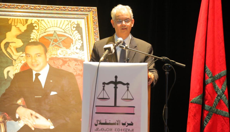 الأمين العام لحزب الاستقلال: عبد الخالق الطريس.. إيمان عميق بالديمقراطية وحقوق الإنسان