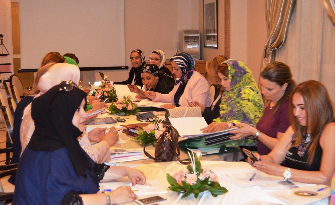 الإعلان عن إطلاق الأكاديمية السياسية لمنظمة المرأة الاستقلالية
