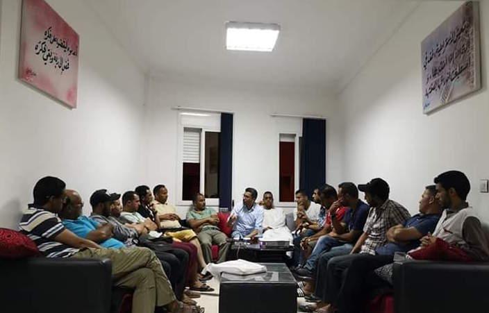 حزب الاستقلال بقلعة السراغنة  ينظم حلقة نقاش حول النموذج التعادلي للتنمية البشرية المستدامة