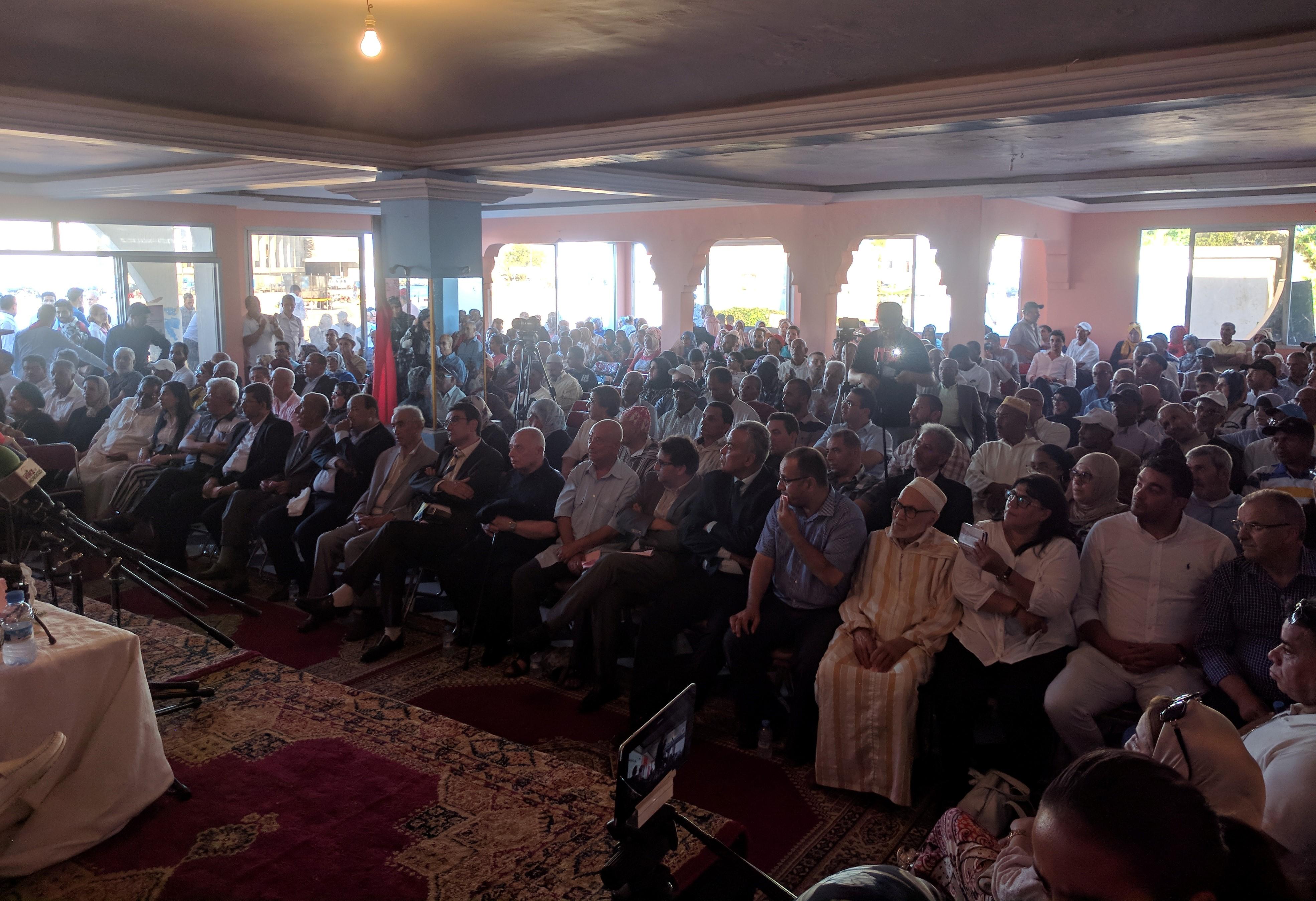 الأخ نزار بركة : معركة وادي المخازن ذكرى تلاحم العرش والشعب من أجل الدفاع عن سيادة ووحدة الوطن