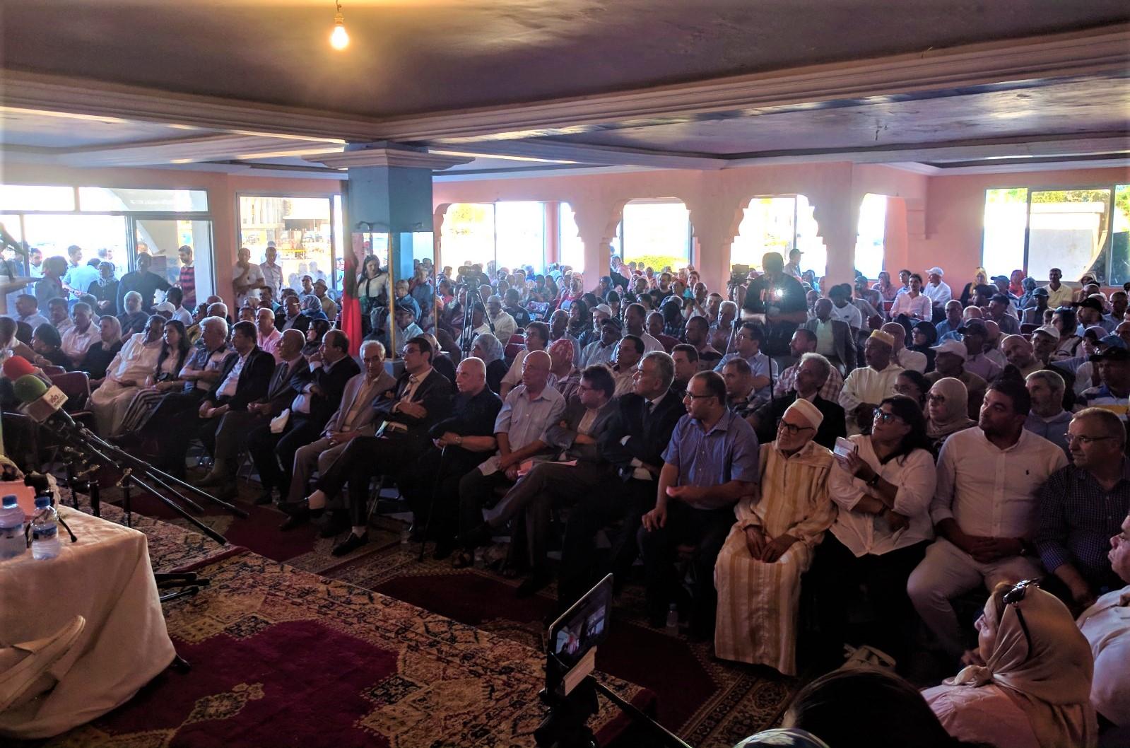 الأخ نزار بركة : الحكومة مدعوة للقطع مع تدبير الأمور الجارية ومباشرة الإصلاحات بجرأة وشجاعة