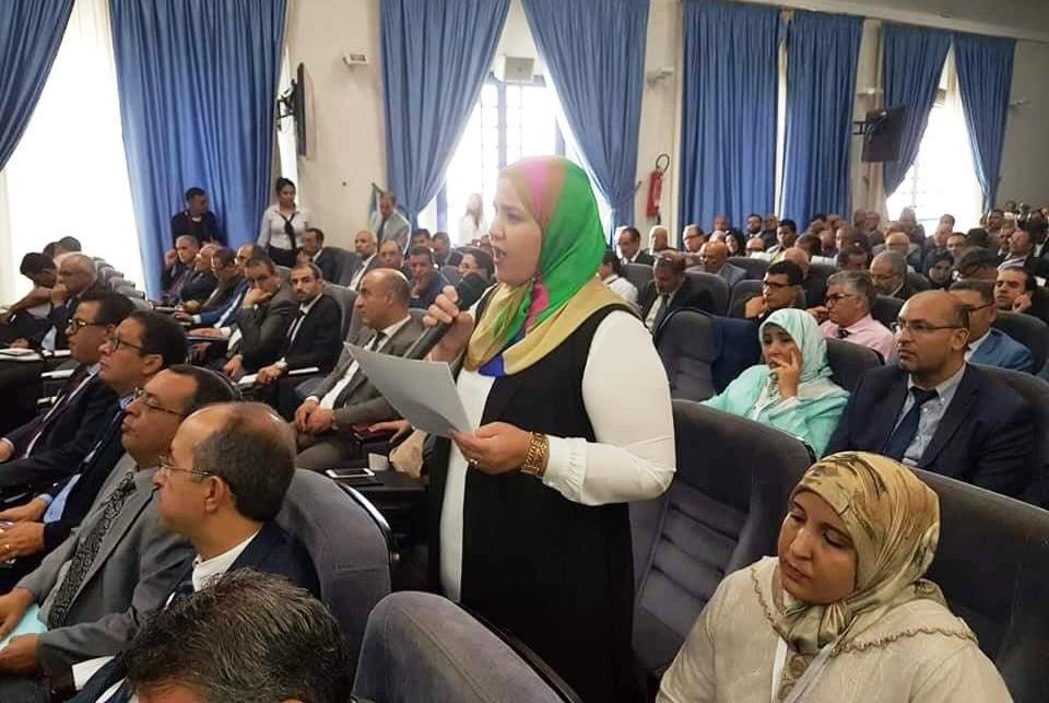 البرلمانية زينب قيوح: الحكومة مطالبة بتدخل عاجل لإنقاذ  إقليم تارودانت من الكارثة
