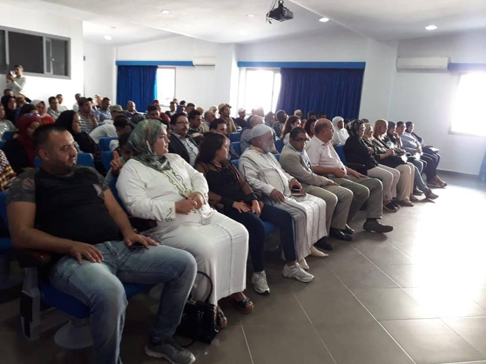 الأخوان محمد سعود ويوسف أبطوي يترأسان المجلس الاقليمي لحزب الاستقلال بعمالة المضيق الفنيدق