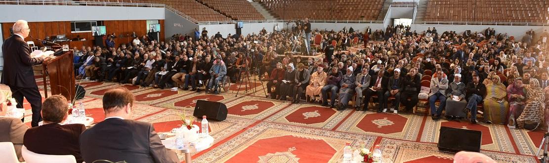 الأخ نزار بركة : حزب الاستقلال اختار معارضة لا تزكي الغموض السياسي  وتضع مصلحة الوطن والمواطن فوق أي اعتبار