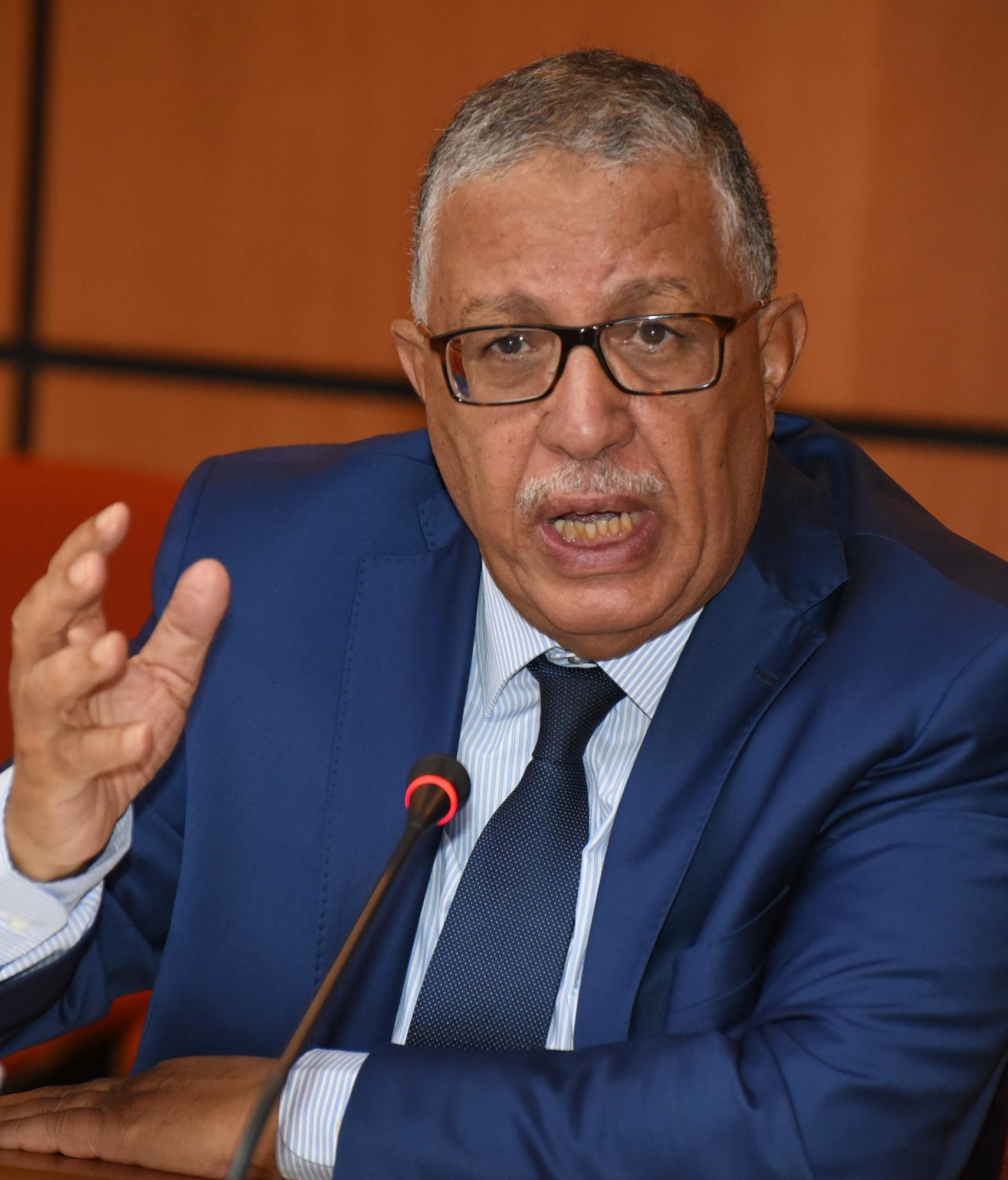 الاخ محمد بلحسان : الدعوة الى إصلاح الخطارات بإقليم الراشيدية واعتبارها ثراتا انسانيا