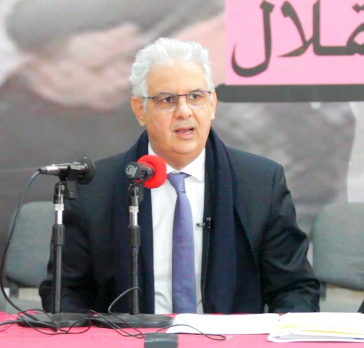 الأخ نزار بركة : ضرورة العمل على إعادة الثقة في الفاعل الحزبي والفعل السياسي والديمقراطية المحلية والمؤسسات المنتخبة