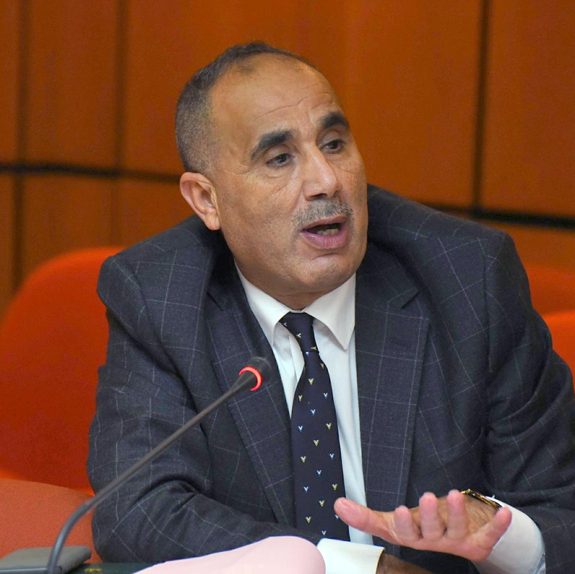 الأخ محمد إدموسى : غياب تشخيص دقيق لتأهيل البنيات الصحية