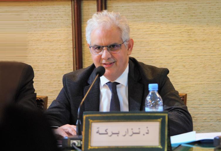 الأخ نزار بركة : الإصلاح المؤسساتي دعامة أساسية في إرساء النموذج التنموي الجديد