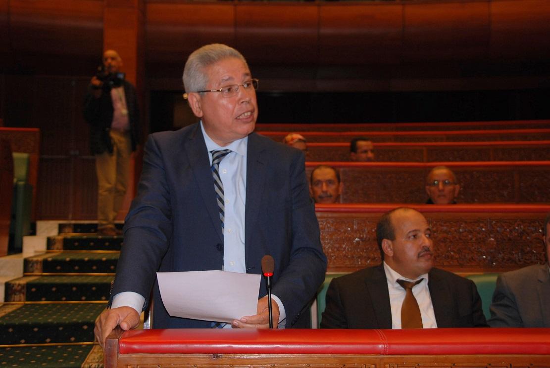 الأخ محمد العزري : الدعوة الى الحد من معاناة المرضى مع المصحات الخاصة