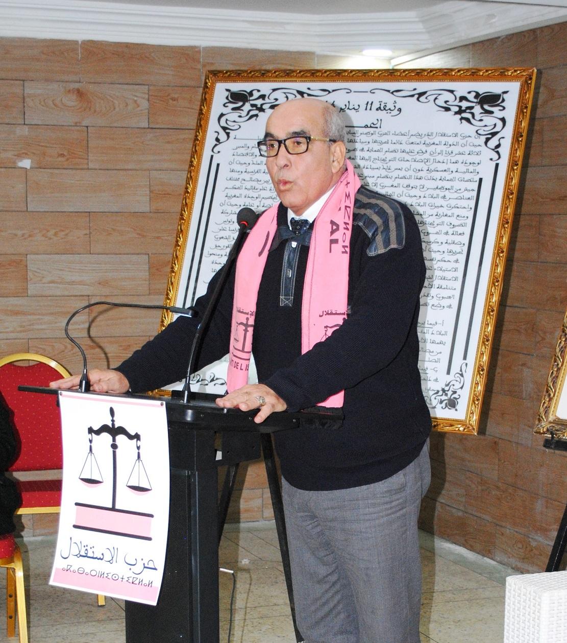 عبد السلام اللبار: تخليد ذكرى 11 يناير مناسبة لربط الماضي بالحاضر