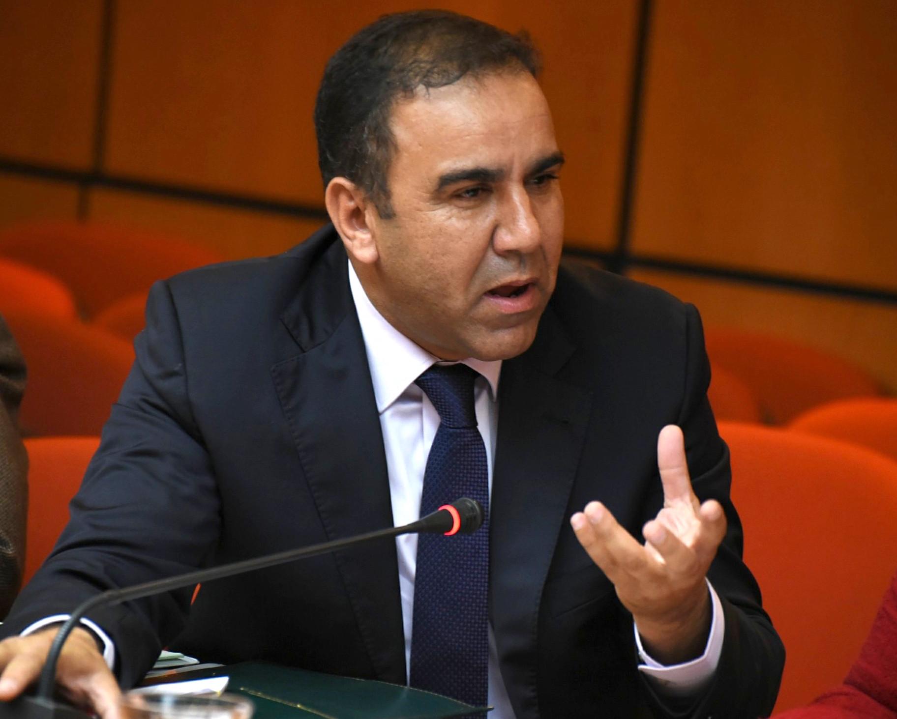 الأخ عبد العزيز لشهب :انشغال الحكومة بصراعاتها الداخلية على حساب معاناة المواطنين مع غلاء الاسعار