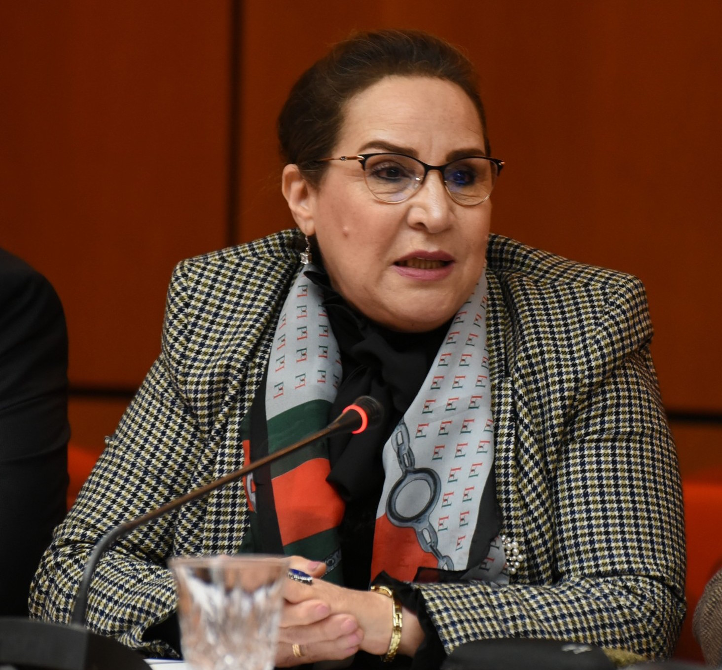الأخت سعيدة أيت بوعلي : الحكومة مطالبة بتنزيل مقترحات البرلمان بخصوص حماية القدرة الشرائية للمواطنين