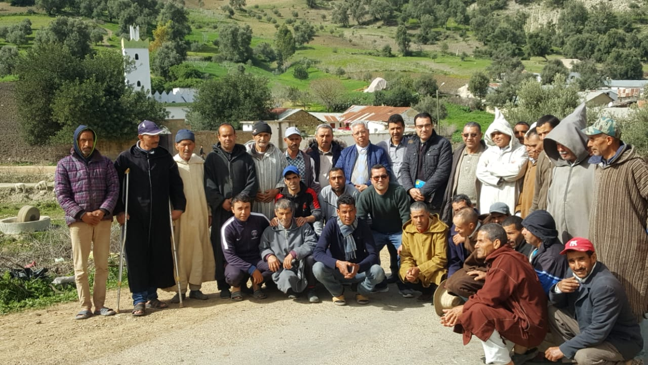 الجمع العام لفرع حزب الاستقلال بجماعة وادي المخازن بإقليم القنيطرة