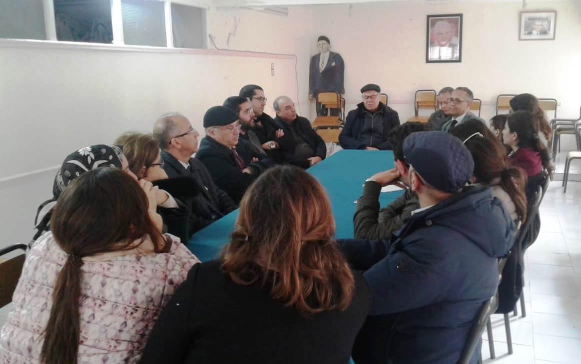 رابطة المهندسين المعماريين الاستقلاليين بفاس تعقد جمعها العام وتنتخب مكتبها الاقليمي