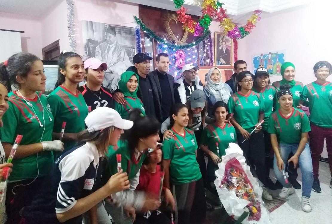 حزب الاستقلال ببرشيد ينظم حفلا تكريميا لنساء من المدينة