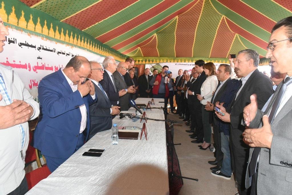 الأخ نور الدين مضيان : الحكومة حرمت قرى  إقليم ازيلال وجماعاته الترابية من أوراش التنمية
