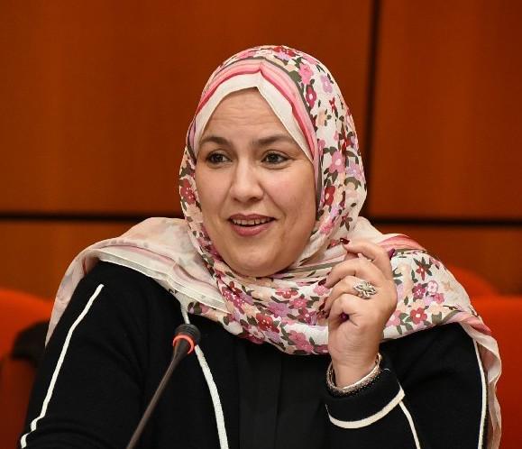 الأخت زينب قيوح : الدعوة الى إعادة الاعتبار للسياحة الداخلية بجهة سوس ماسة