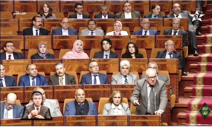 في بلاغ للفريق الاستقلالي للوحدة والتعادلية بمجلس النواب