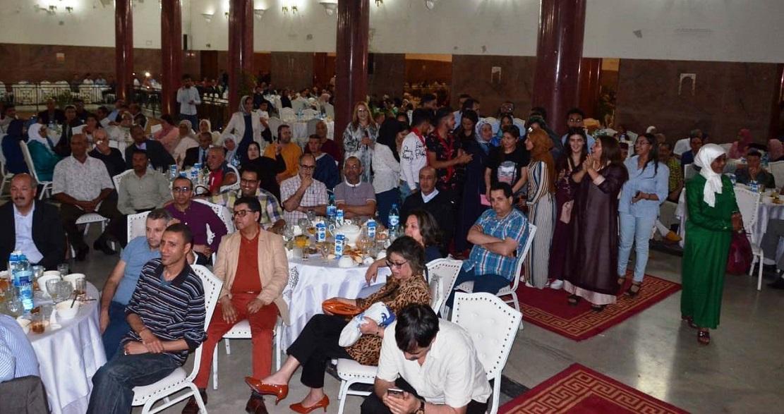 اﻷخ نزار بركة يترأس إفطارا جماعيا مع مناضلات ومناضلي مدينة مكناس