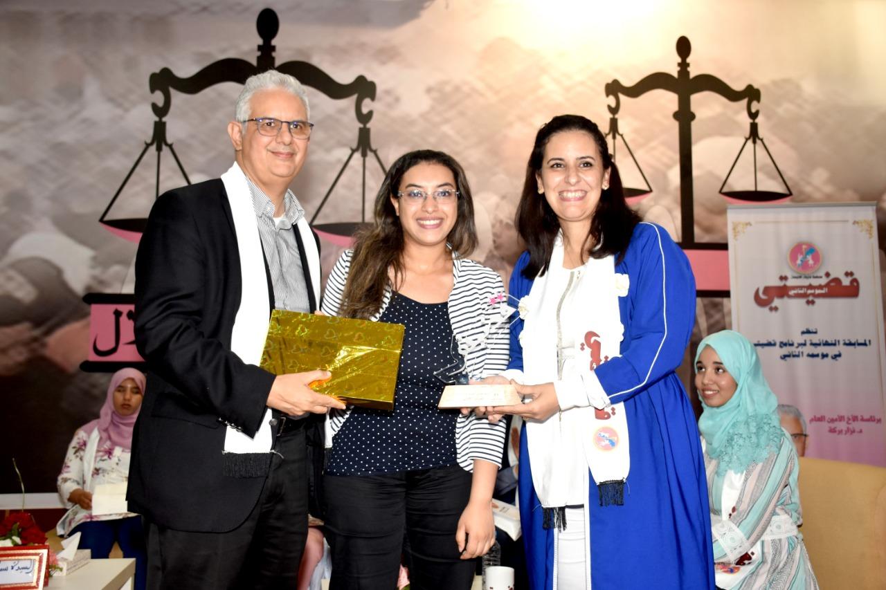 """الأخ نزار بركة.. برنامج """"قضيتي"""" ورش مفتوح لمراجعة ومناقشة قضايا الفتاة المغربية"""