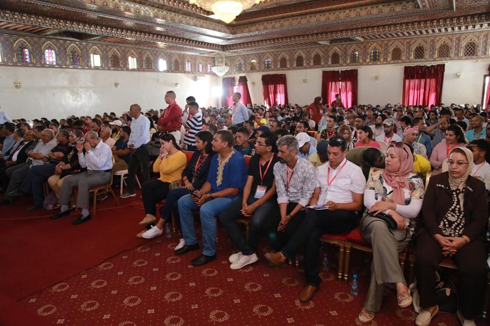 في بيان المؤتمر الجهوي للشبيبة الاستقلالية لجهة مراكش آسفي