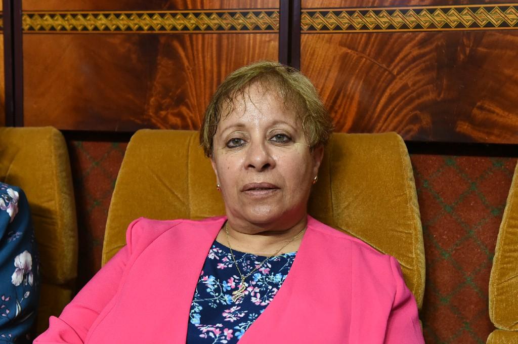 الأخت عبلة بوزكري : ضرورة تأهيل الهياكل القضائية والإدارية والبشرية لتجويد الخدمة للمرتفقين