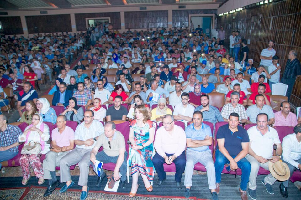 في المؤتمر الجهوي لمنظمة الشبيبة الاستقلالية لجهة طنجة تطوان الحسيمة